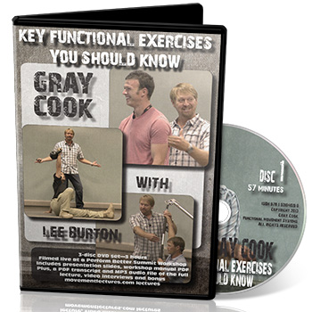 Key Functional Exercises You Should Know DVD