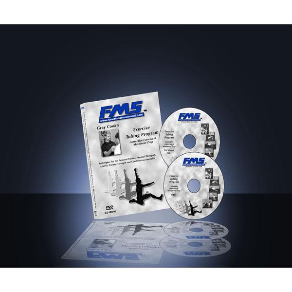 Gray Cooks Exercise Tubing Program DVD