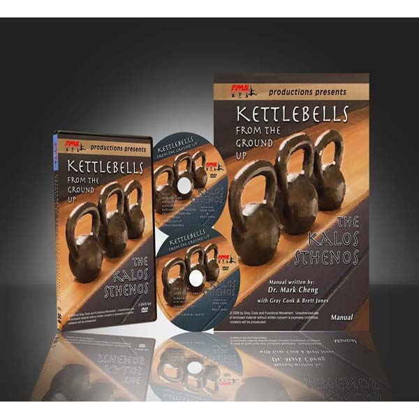 Kettlebells From The Ground Up DVD