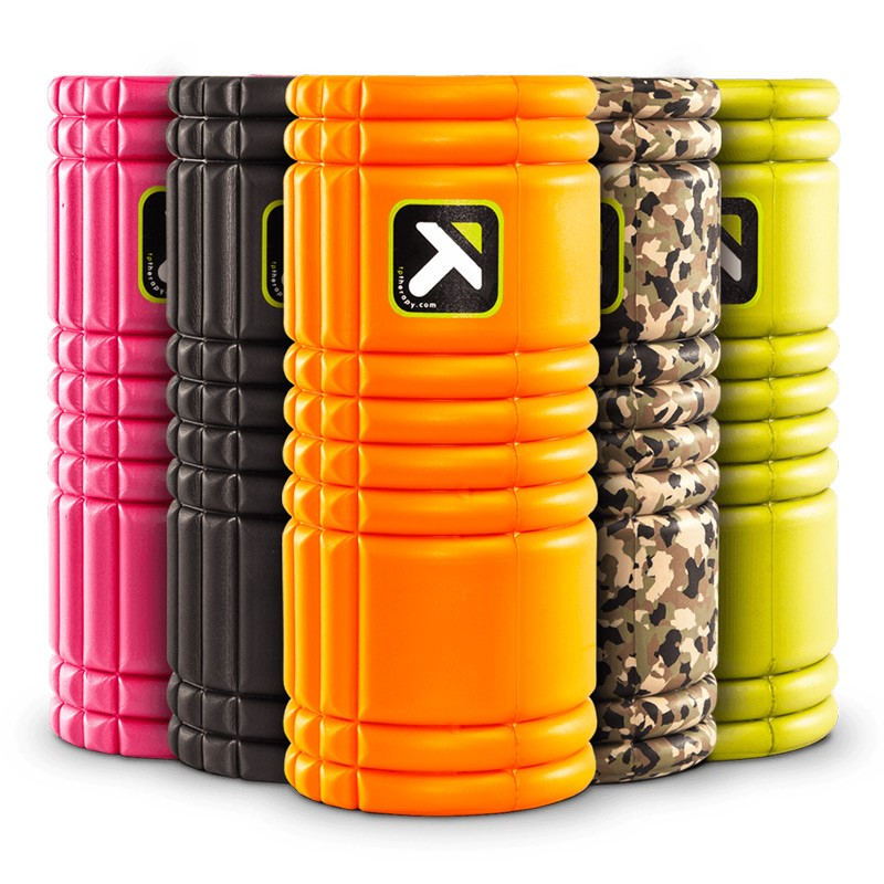 Foam Roller the Grid